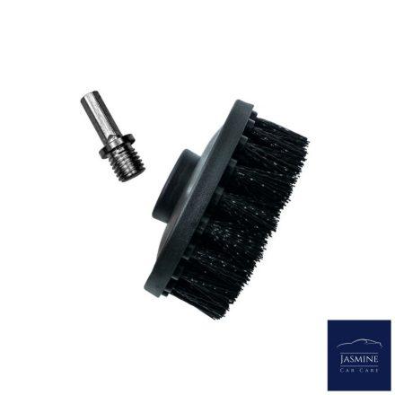 ADB000359 ADBL TWISTER MEDIUM Forgókefe kárpit és szőnyeg tisztításához - átmérő 100 mm