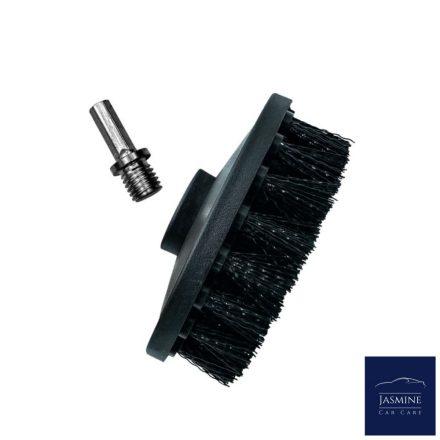 ADB000361 ADBL TWISTER MEDIUM Forgókefe kárpit és szőnyeg tisztításához - átmérő 125 mm