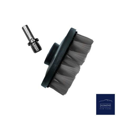 ADB000391 ADBL LEATHER TWISTER Professzionális forgókefe bőrfelület tisztításához 100 mm átmérő