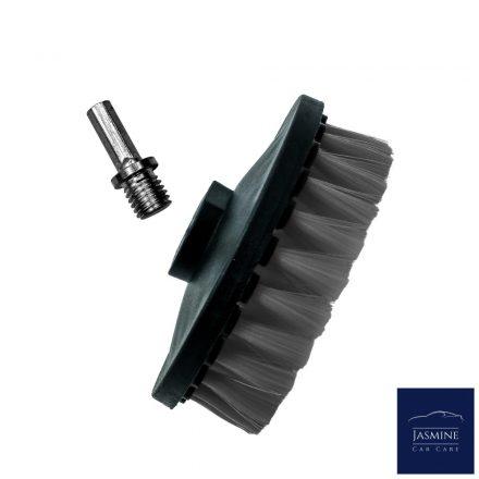 ADB000392 ADBL LEATHER TWISTER Professzionális forgókefe bőrfelület tisztításához 125 mm átmérő