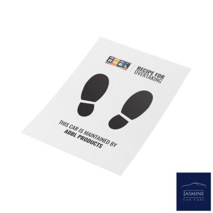 ADBL CarPet Papír védőszőnyeg