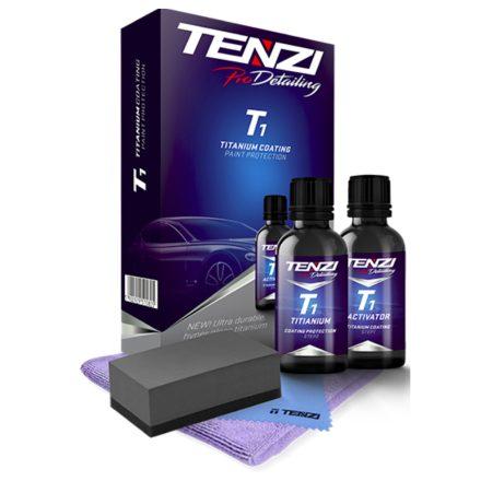 TENZI ProDetailing T1 TITANIUM Extra kemény, titánium tartalmú kerámiabevonat 50 ml