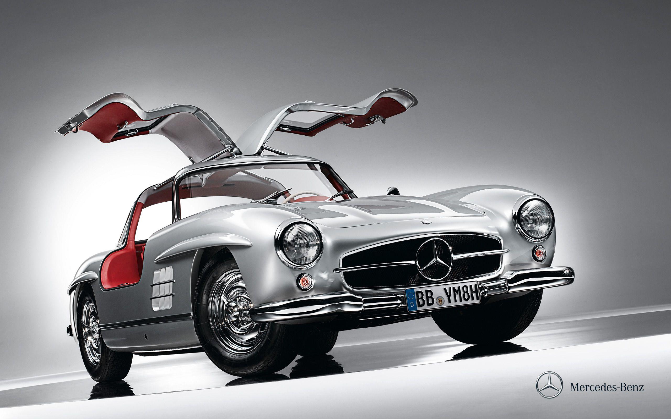 Mercedes W198 / 300 SL Gullwing