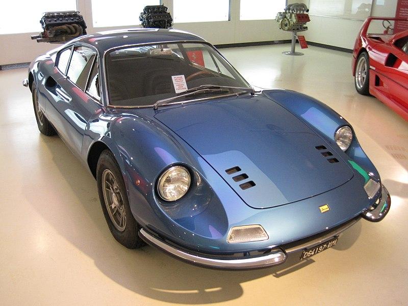 Ferrari Dino 206 GT és 246 GT / GTS